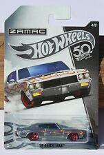 2018 Hot Wheels 50th Anniversary ZAMAC Flames Set Postage