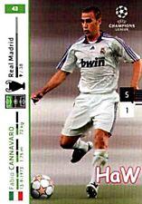PANINI Champions League 2007/2008 07 08 Fabio Cannavaro Nr. 43 - Real Madrid