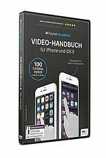 VIDEO-HANDBUCH für iPhone & iOS9 von Martin Trompf | DVD | Zustand gut