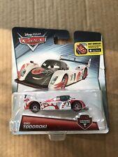 Disney Pixar Cars Carbon Racers SHU TODOROKI Car TROC