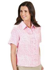 Maglie e camicie da donna camicetta rosa taglia 42