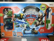 Skylanders Trap Team Starter Pack - Wii Fast Shipping
