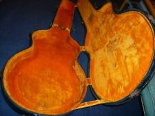 1960s Guild Starfire II guitar CASE - Used. V.Good condition for a vintage item.