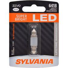 License Light Bulb-Base Rear Sylvania 6418LED.BP