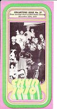 "CKVN Top-30 Radio List #37 December 25 1970-#1 ""My Sweet Lord"" George Harrison"
