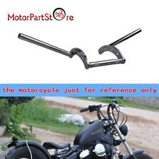 "22MM7/8"" Motorcycle Z-Handlebar Drag Bar For Harley Honda Yamaha Suzuki Kawasaki"