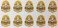 Boomaroo Stickers Decals Wyn Toy Sticker Decals Collectable Vintage Toy Sticker