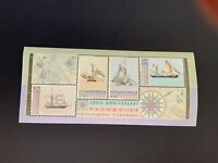 1992 500th ANNIVERSARY CHRISTOPHER COLUMBUS MINI SHEET CTO First Day Of Issue