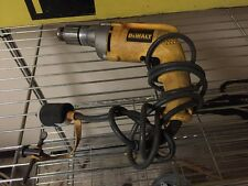 "DeWalt DW235G VSR 1/2"" Hammer VSR Drill Driver Power Tool 7.8A 120VAC"