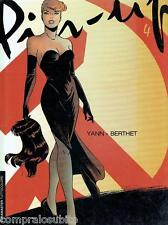 volume PIN UP n.4 a colori YANN - BERTHET - EURA EDITORIALE