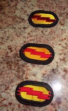 PARACHUTE BACKGROUND OVAL,PARA OVAL, RANGER BATTALION SET, 1,2,3  YOU GET ALL 3