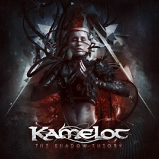 KAMELOT-THE SHADOW THEORY-JAPAN CD F83