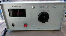 B&W Engineering Mechanical Shock Tester