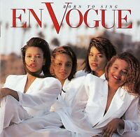 EN VOGUE : BORN TO SING / CD - NEUWERTIG