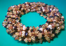 Lot Wholesale Of 20 Baltic Amber Baby Necklaces Mixed Color 10.60 - 11.80 inches