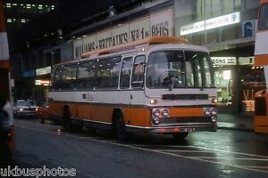 Greater Manchester Transport 75 Manchester 1980 Bus Photo