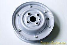 """VESPA Felge 1.80 x 9"""" / Geschlossen - V50 / V90 - Silber - 4-Loch 50N V 50 N S"""