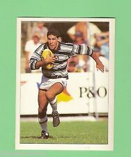 1992 SELECT RUGBY LEAGUE  STICKER - #98  DANNY PEACOCK, GOLD COAST