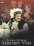 The Six Wives of Henry VIII DVD, 3 Disc Boxset, BBC, Keith Michell, Seymour