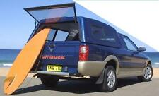 NEW TEXTURED UTE CANOPY FOR PROTON JUMBUCK IN WHITE