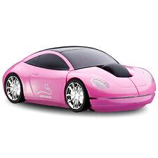 UFFICIALE Motormouse Classico Auto Sportiva Computer Wireless Mouse-Rosa