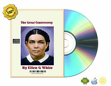 The Great Controversy Between Christ and Satan By Ellen G White MP3 CD