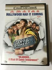 Jay And Silent Bob Strike Back Dvd 2001 2 Disc Set Canadian Widescreen Collector