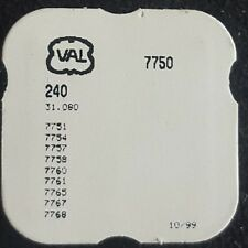 Valjoux (ETA) Caliber 7750 Part Number 240 (Driver Canon Pinion)