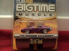 Jada 1970 Dodge Charger  1/64 scale new 2004 release new in package