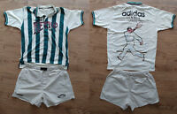 Original Adidas Retro Sport Tennis Vintage SET T-Shirt und Shorts, Gr. 54 / XL