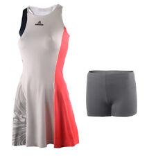 BNWT RRP £110 STELLA MCCARTNEY ADIDAS BARRICADE TENNIS DRESS & SHORTS UK16