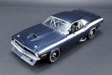 ACME 1970 Plymouth Cuda Trans Am - Street Version 1/18
