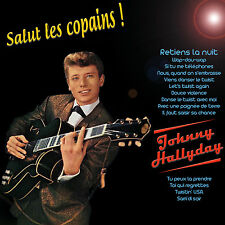 CD Johnny Hallyday - Salut les copains ! - (+ 4 Bonus tracks)