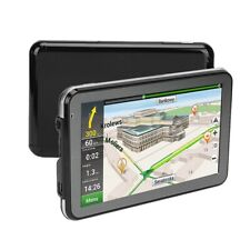 5in Touch Screen 8GB 256MB Car Truck SAT NAV GPS Navigation with Free World Maps