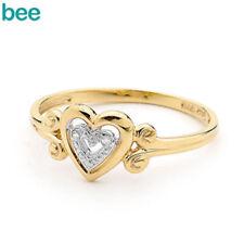 Diamond Yellow Diamond Fine Rings