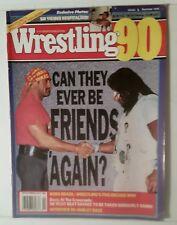 WRESTLING 90 - HOGAN & WARRIOR - SUMMER 1990