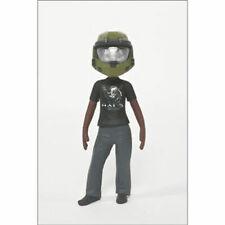 McFarlane Toys Action Figure - Halo Avatar Series 2 - ANNIVERSARY HELMET(2.5 in)