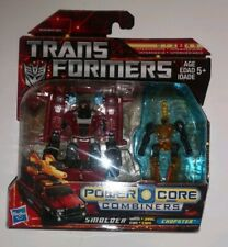 TRANSFORMERS POWER CORE COMBINERS SMOLDER & CHOPSTER