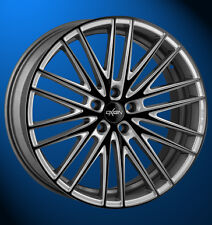 1 Satz Oxigin 19 Oxspoke 8.5x18 LK5x120 ET35 two colour silver/black