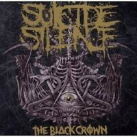 "SUICIDE SILENCE ""THE BLACK CROWN"" CD NEUWARE"