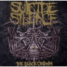 """SUICIDE SILENCE """"THE BLACK CROWN"""" CD NEUWARE"""