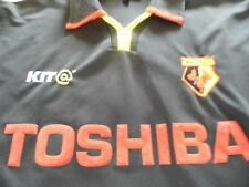 WATFORD AWAY SHIRT 2001/3, SIZE L, KIT@