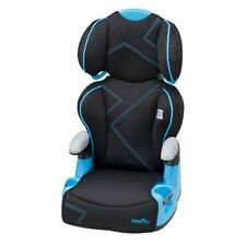 Evenflo AMP High Back Booster Seat in Blue Angles