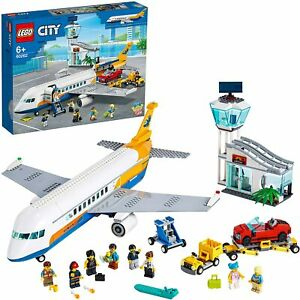 LEGO City Airport Passenger Airplane 60262 Building Kit Toys Gift Planes Figure