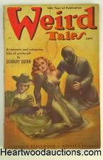 Weird Tales Sep 1938 Robert E. Howard, Quinn, Smith, Bloch