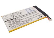 """3.7V battery for Amazon Kindle Fire HD, DR-A015, 26S1001, Kindle Fire 7"""", X43Z60"""