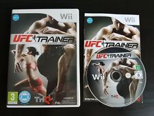 UFC Personal Trainer - Wii / Wii U - Free, Fast P&P! - Balance Board Compatible