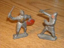 Vintage Lead Toy Knight Figures, England