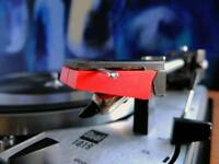 Best Audio TK-12 Cartridge Holder - Dual 1019 Turntable and More in Red