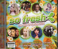 Hits Spring 2014 CD (Paloma Faith/George Ezra/Ariana Grande/Nicki Minaj/Script)
